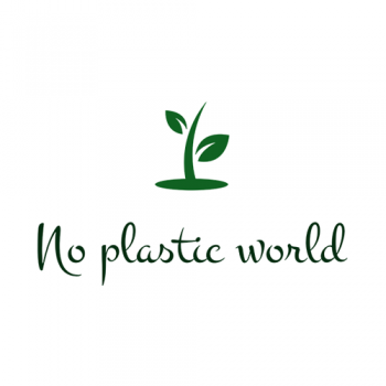 No plastic world